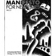 "British Road to Socialism: group which produced ""Manifesto for New Times"", 1989"