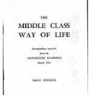 Commission on the Middle Classes, 1954
