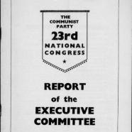 23rd Congress, 1954