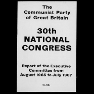 30th Congress, 1967