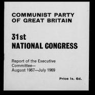 31st Congress, 1969