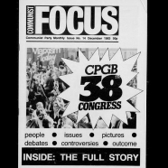 38th Congress, 1983