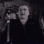 Marian Ramelson nee Jessop, CP organiser and women