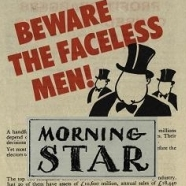 Papers relating to the <i>Daily worker</i> &amp; <i>Morning star</i>