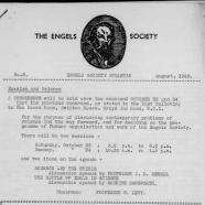 Engels Society