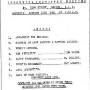 EC materials, 1950-1951