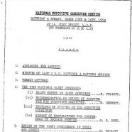 EC materials, 1954