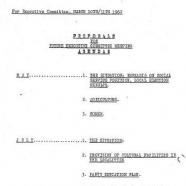 EC materials, 1962