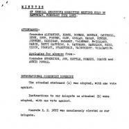 EC materials, 1965