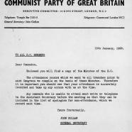 EC materials, 1968
