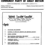 EC materials, 1973