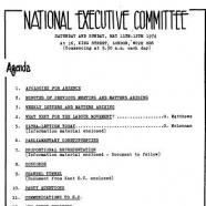 EC materials, 1974