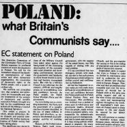 EC materials, 1982