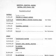 EC materials, 1984