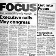 EC materials, 1985