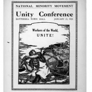 National Minority Movement & related groups