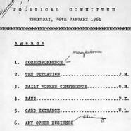 PC materials, 1961
