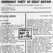 PC materials, 1968