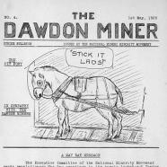 Dawdon strike