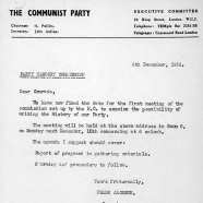 Communist Party history commission