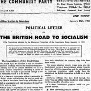 British Road to Socialism, 1951 version