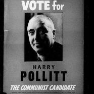 Harry Pollitt papers